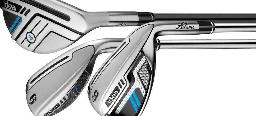 Gearing Up: Adams Idea Hybrid Irons