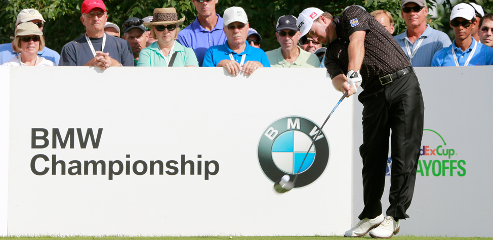 BMW Championship Round 2 Tee Times and Pairings