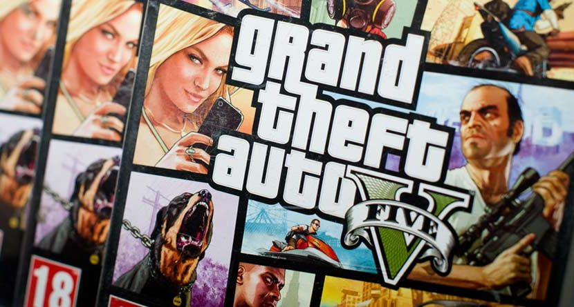 Grand Theft Auto Golf Takes Off on Social Media