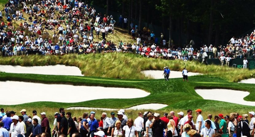 Rowdy Bethpage Set to Host Ryder Cup & PGA Championship
