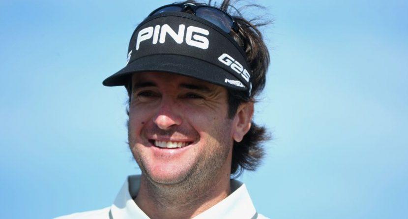 2014 PGA Championship Scripting for Oakley's Bubba Watson