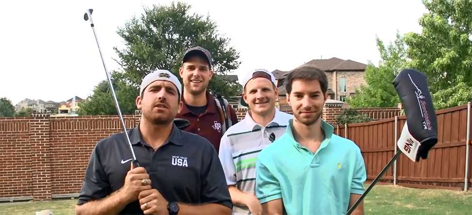 Golf's Stereotypes Presented by Dude Perfect