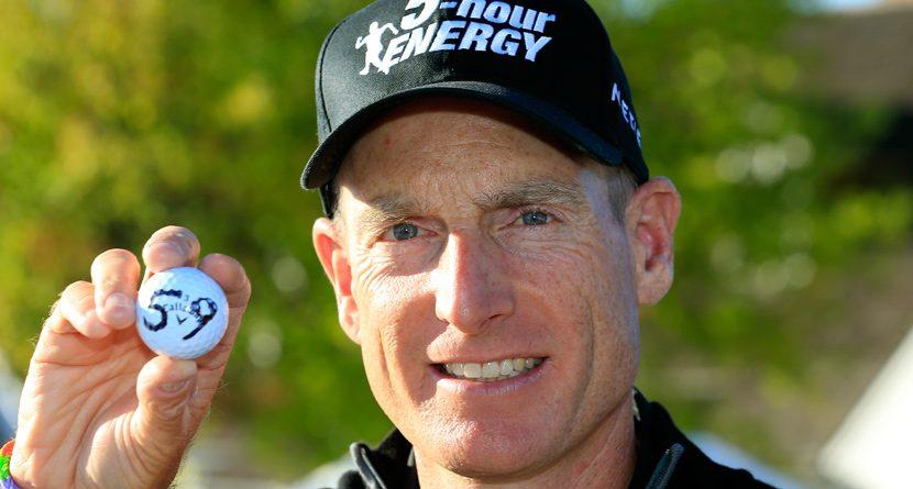 Jim Furyk Joins Elite List of PGA Tour 59-ers