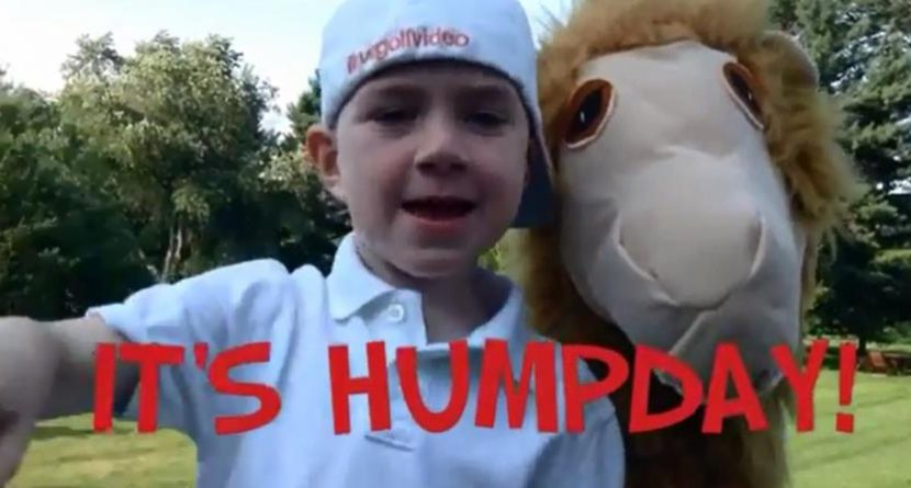 Hump Day: Caleb C. has a Rap for That