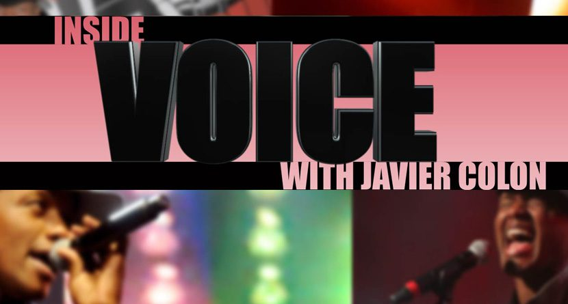 Inside Voice with Javier Colon: Week 3