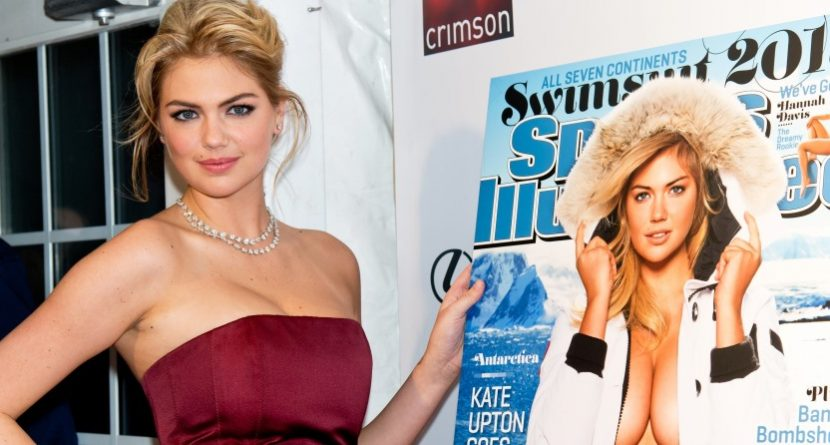 Update: Kate Upton Gives Arnold Palmer a Lesson