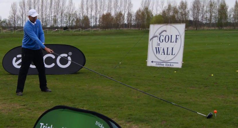 Guinness World Records: World's Longest Golf Club