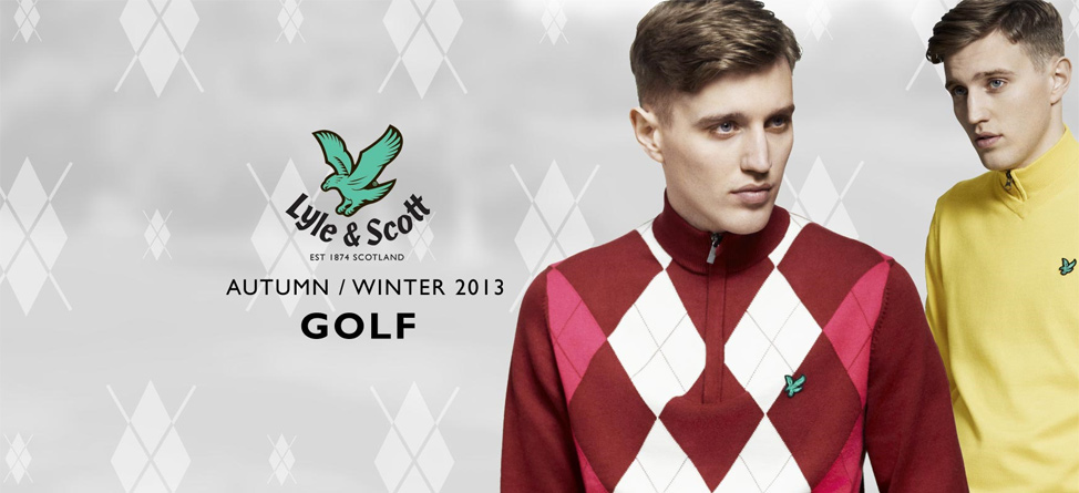 TrendyGolf: Behind the Scenes at Lyle & Scott