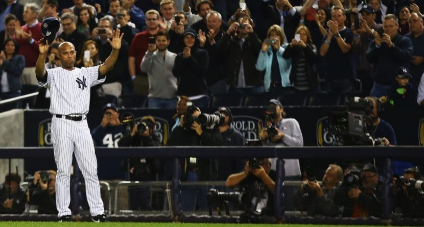 Mariano Rivera and 5 Other Great Farewells