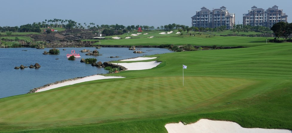 Mission Hills Haikou the Product of 'Mr. Golf'