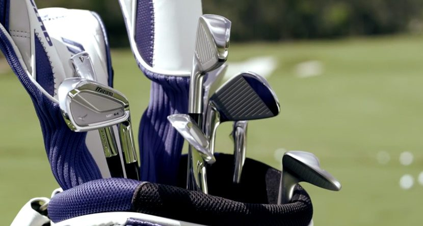 A Look at How Mizuno Clubs Are Made
