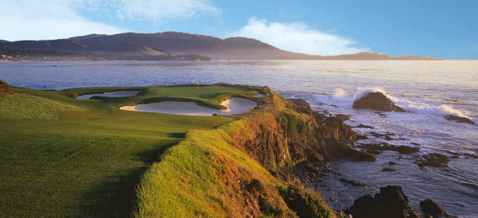 Surprise! Pebble Beach Included in Top Golf Resorts