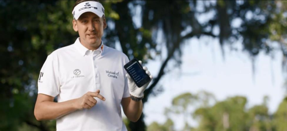 Ian Poulter Featured In New Time Warner Ad