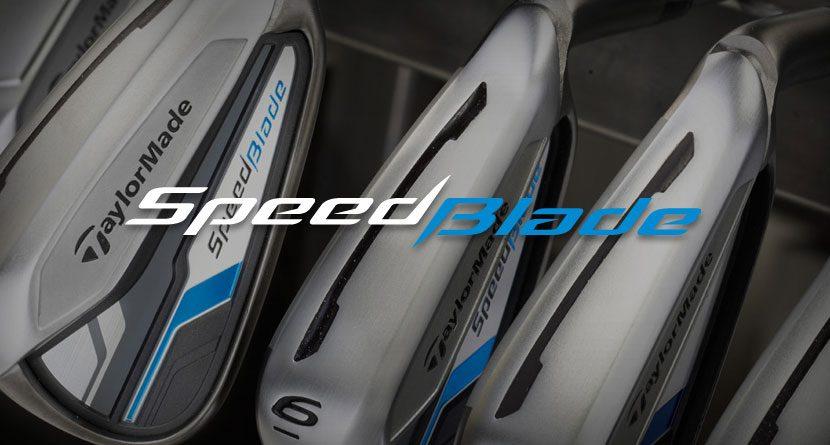 Gearing Up: TaylorMade SpeedBlade Irons Hit PGA Tour