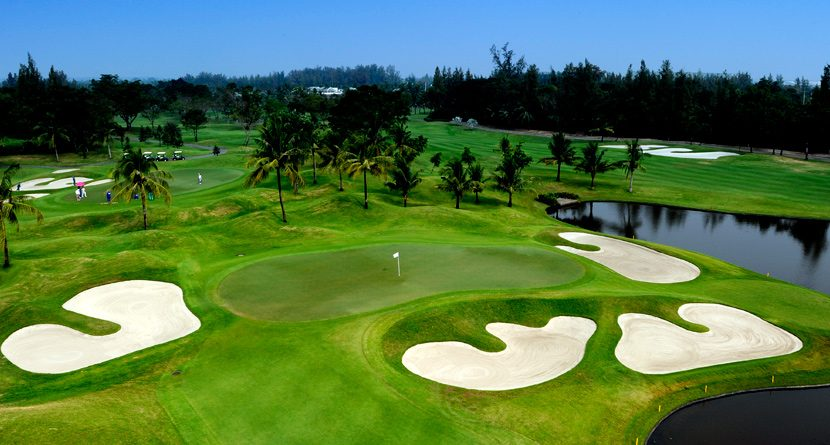 On Course: Thai Country Club Bangkok, Thailand