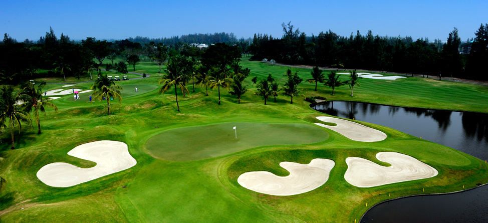 On Course: Thai Country Club Bangkok, Thailand
