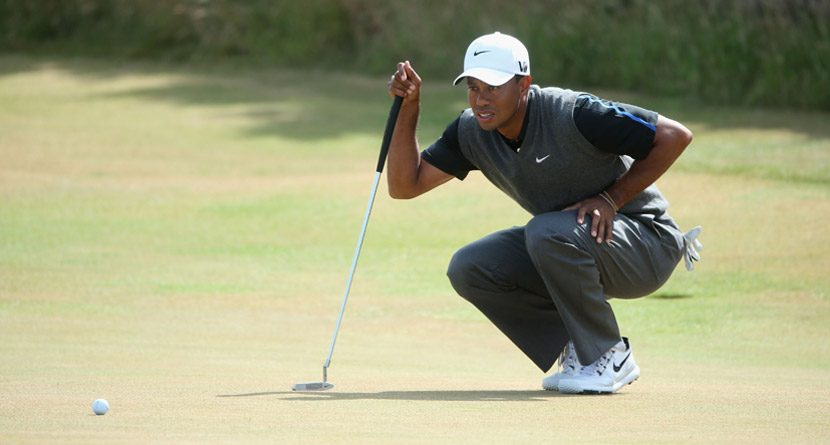 The Odds: Tiger Woods BMW Championship Favorite