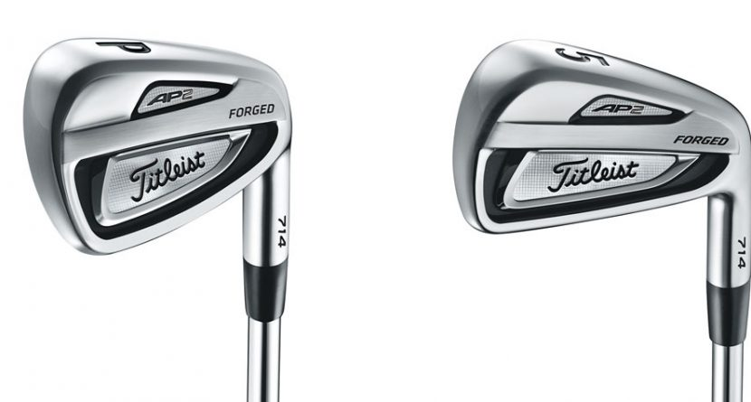 Gearing Up: Titleist AP2 714 Irons