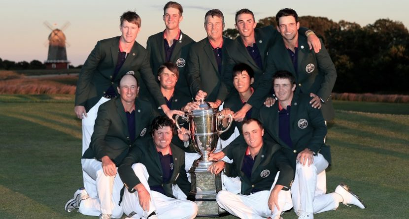 Weekend Recap: Walker Cup Comes Back to U.S.