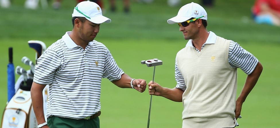 How Peter Millar Came to Outfit Int'l Presidents Cup Team