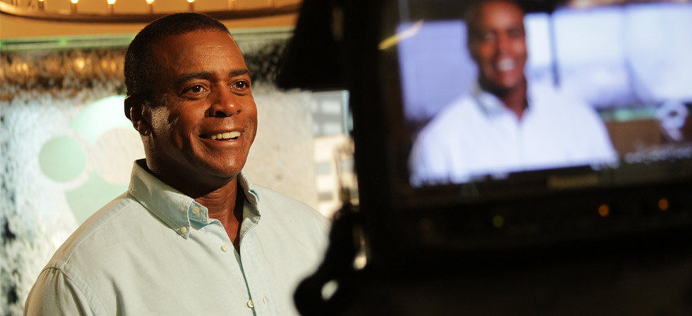 Ahmad Rashad: Tiger and Rory's Rematch in China