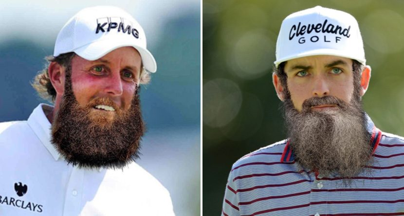 Best Beards: Duck Dynasty, Red Sox or Golfers?