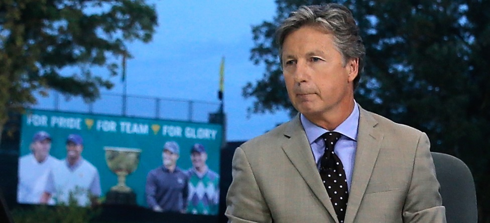 Brandel Chamblee (Sort Of) Apologizes to Tiger Woods On Air