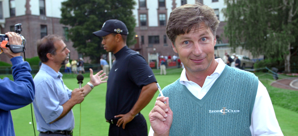 Brandel Chamblee, Why Do You Hate Tiger Woods?