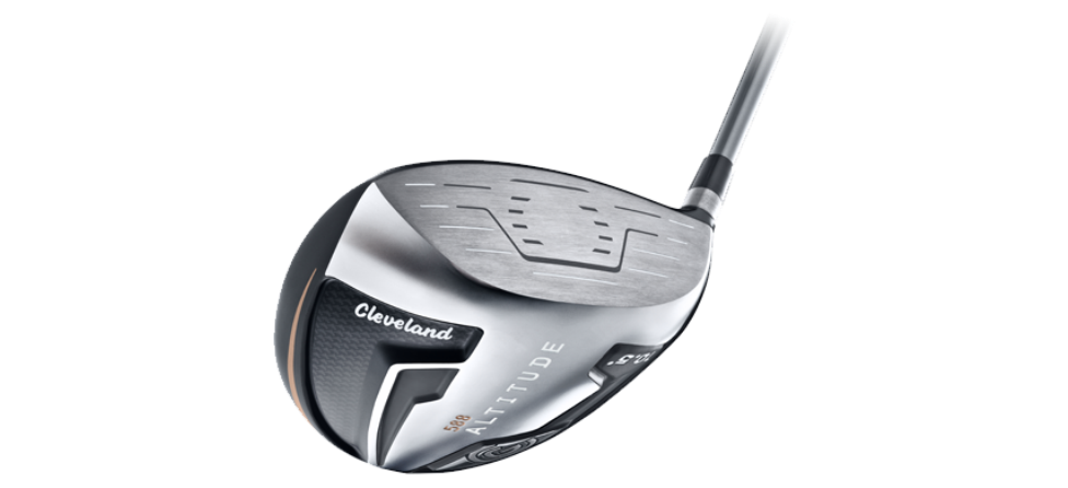Gearing Up: Cleveland Golf 588 Altitude Driver