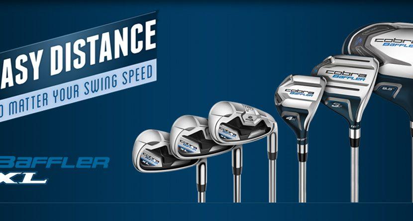 Gearing Up: Cobra Golf Baffler XL Series