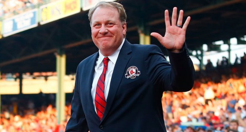You Could Own Curt Schilling's Hummer Golf Cart