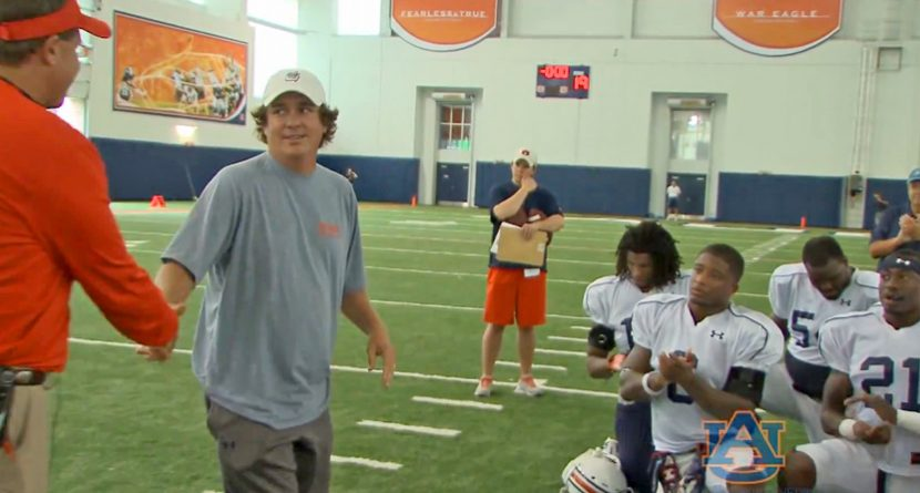Jason & Amanda Dufner Sure Love Football