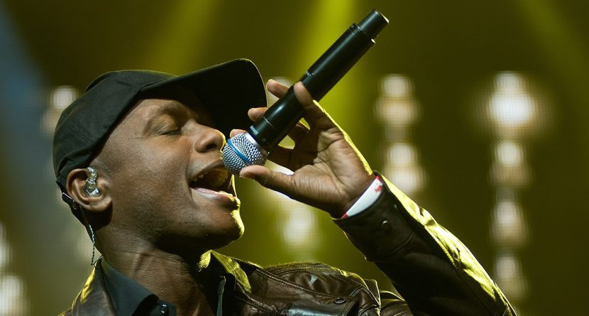 Javier Colon is Boston Strong