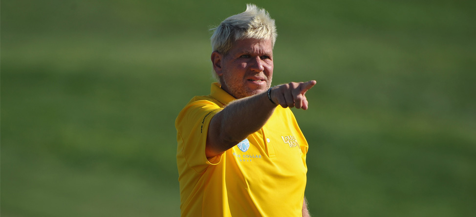 John Daly: Inside the Lion's Den