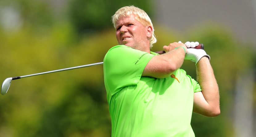 John Daly is Tutu Much