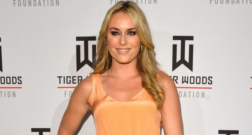 Lindsey Vonn: Tiger Woods is 'Dorky-Goofy'