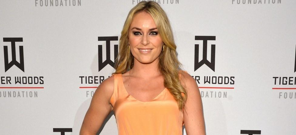Lindsey Vonn: Tiger Woods is 'Dorky-Goofy'