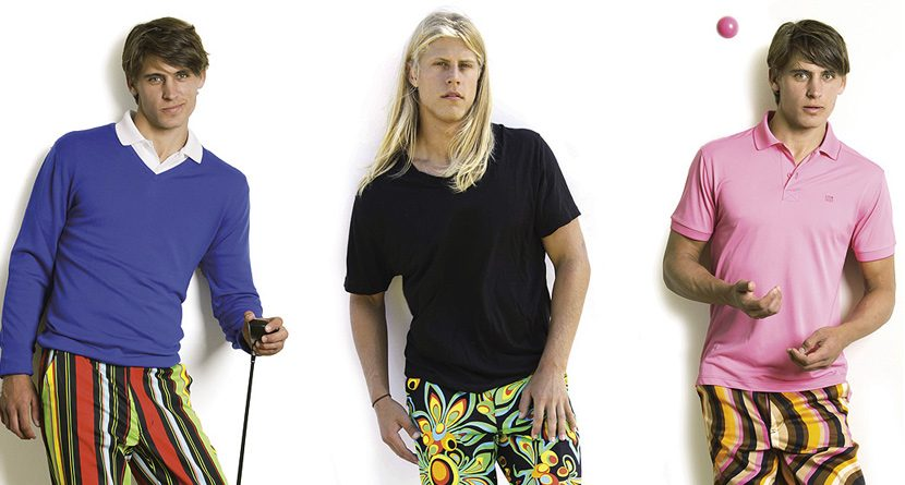 Loudmouth Golf Store Goes International