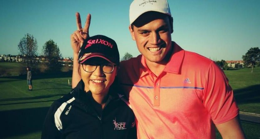 Lydia Ko Goes Pro With Awesome Video