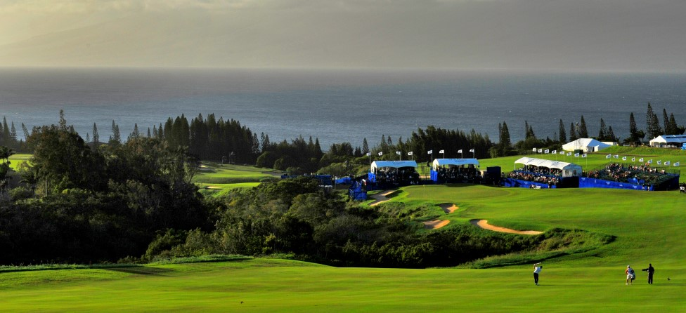 Maui - Plantation Course at Kapalua