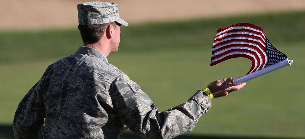 From Sea to Shining Sea: One Military Veteran's Golf Quest