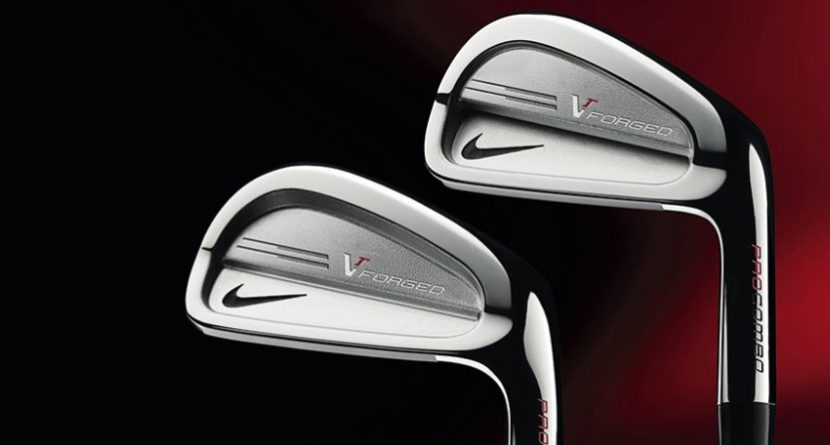 Gearing Up: Nike Golf VR Forged Pro Combo Irons