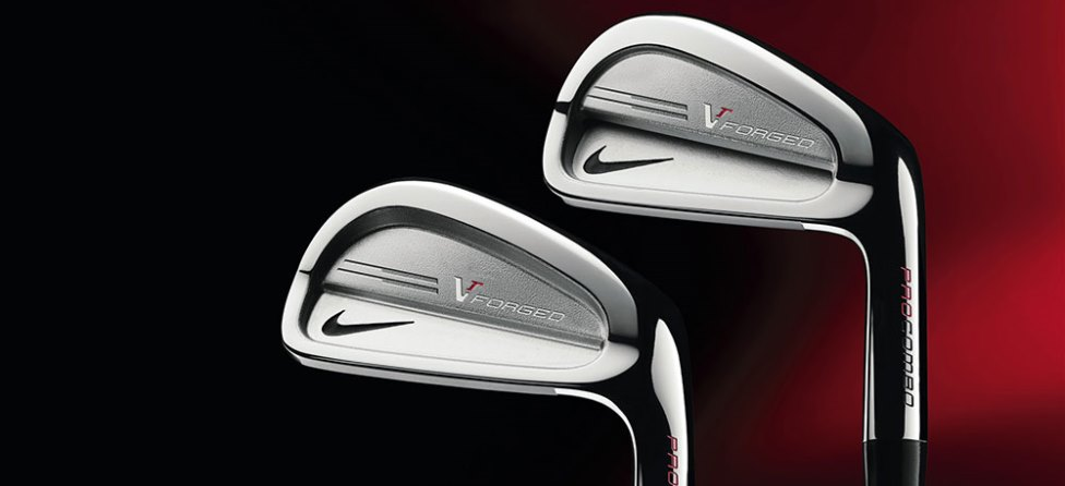 Nike Irons anchor