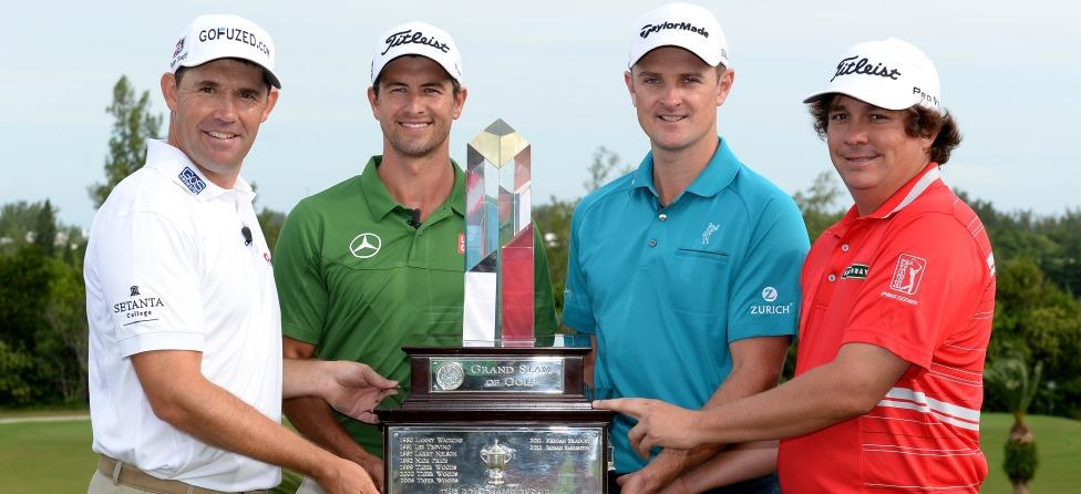 Stars In Bermuda for PGA Grand Slam of Golf
