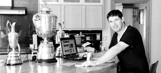 9 Questions with Padraig Harrington