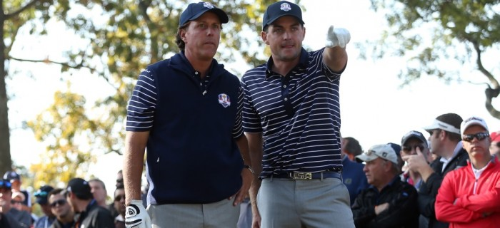 First Presidents Cup Matchups Set