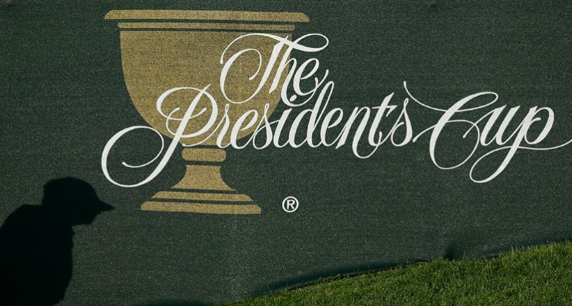 Presidents Cup Results: Friday Foursomes