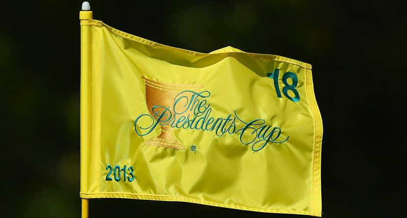 Presidents Cup Results: Saturday Fourball and Foursomes