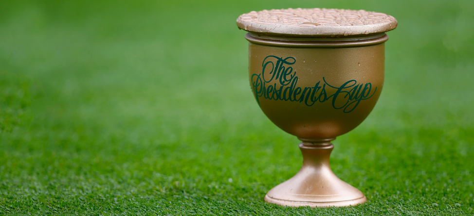 Presidents Cup Results: Sunday Singles