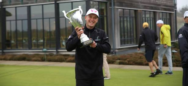 Rob Hogan Wins Speedgolf World Title